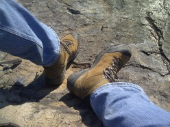 Hiking Gear Review - Vasque Wasatch GTX Hiking Boots