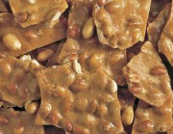 Christmas Candy 3:  Peanut Brittle