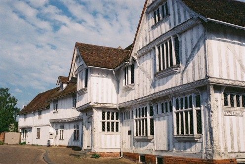 The Guildhall, Lavenham
