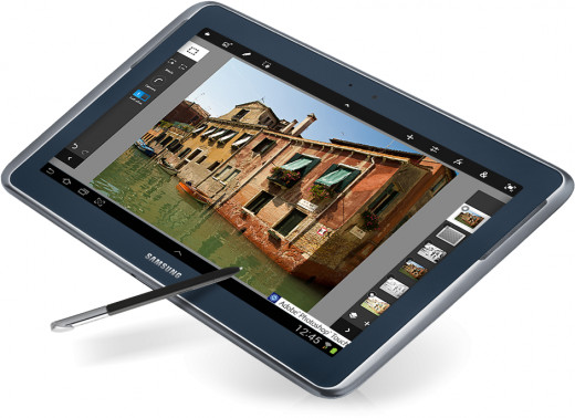 Samsung Galaxy Note 10.1 with S-Pen