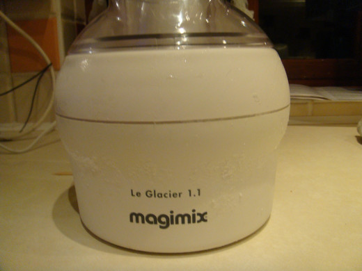 magimix 1 1 ice cream maker review hubpages. Black Bedroom Furniture Sets. Home Design Ideas