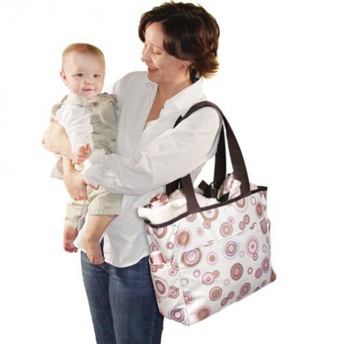 Select a diaper bag that will meet the needs of your baby while making life easier for you.