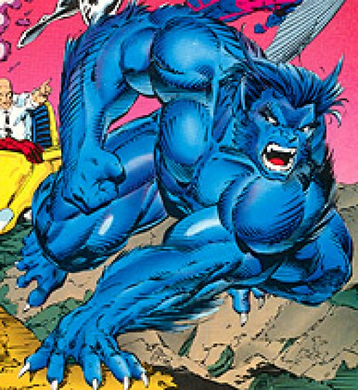 Though perhaps not as cruel as a vivisectionist, Hank McCoy's a great character you can use as inspiration for an alchemist character.