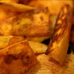 Sweet Potato Oven Fries Are Oh So Delicious