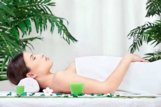 a massage will help relieve stress and tension throughout the body. An ideal way to finish your spa day.