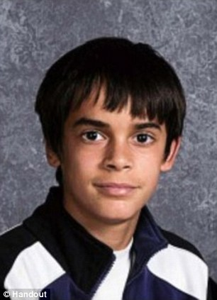 Matthew Peterson 13, killed by his father