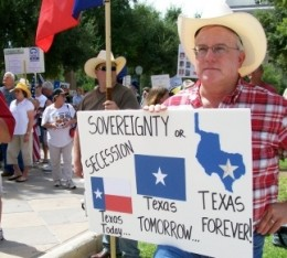 Will Texas be the first seceed?