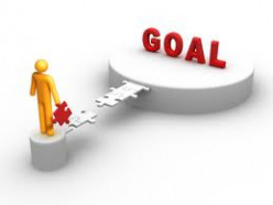 Is it important to set goals at work?