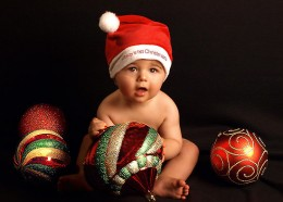 Involving Baby In Christmas