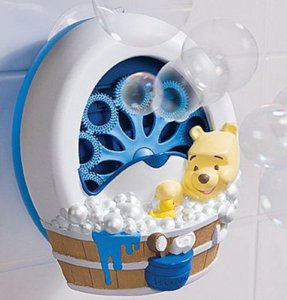 Disney Tub Time Bubble Maker ( Winnie the Pooh )