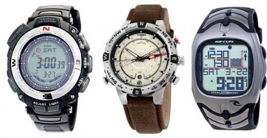 Some Tide Watches