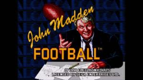 Madden Football has made improvements each and every year since it's inception. The voice of John Madden calls the action in the early game releases.