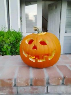 Pumpkin may look pretty as Jack O' Lantern, but it  also yields beauty benefits.