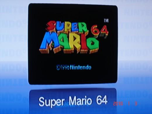 N64 Super Mario
