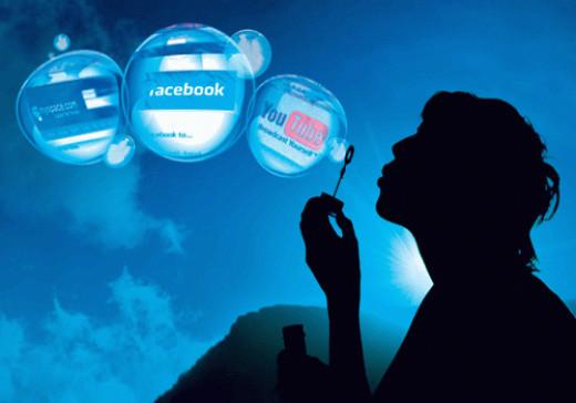 Bubbles are great for Sensory Seeking children