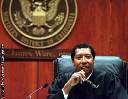 Honorable Judge James Ware