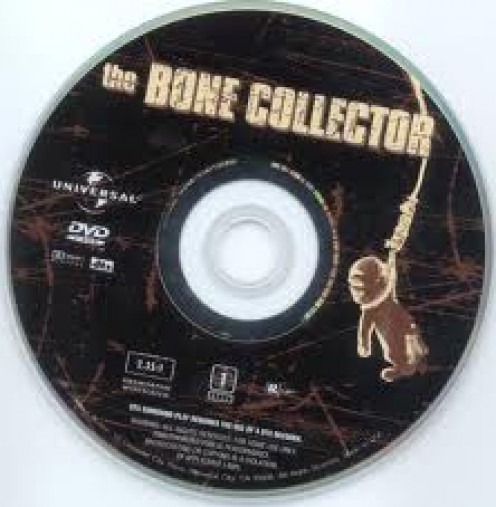 The Bone Collector stars Angelina Jolie and Denzel Washington. A lunatic man kills people in viscous ways and takes a bone from each victim.