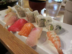 Sushi Delights, Sushi Dangers