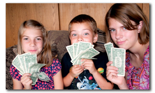 Talk To Your Children About How You Manage Your Money