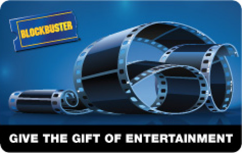Film buffs love movie rental gift cards.