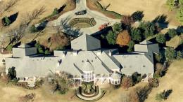 Ken & Gloria Copeland's humble abode