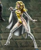 Emma Frost in Marvel Avengers Alliance