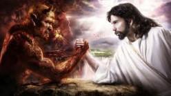 Strategies On How To Protect From Satan's Plots - Jesus vs. Satan