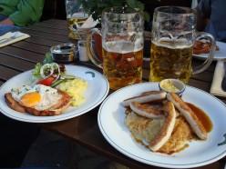 Me? I am a German weiner....