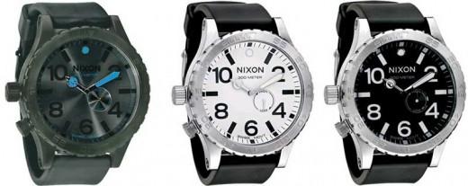 Nixon colors