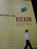 Review of - And Here's the Kicker - Conversations with 21 top Humor Writers - by Mike Sacks