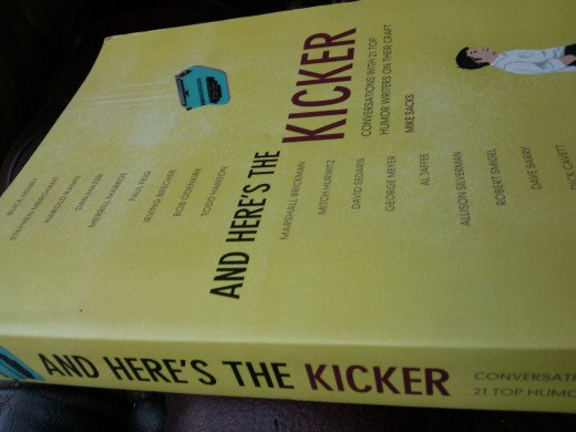 And here's the Kicker - Review