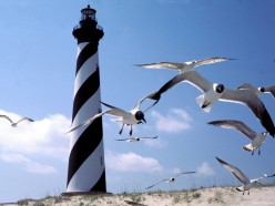 Lighthouses of the North Carolina Coast