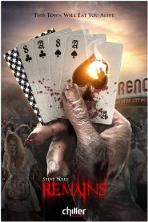 Promo poster for Remains