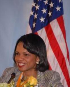 Why America needs Condoleezza Rice