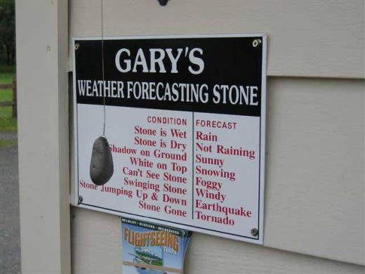 Irish Weather Forecasting Device