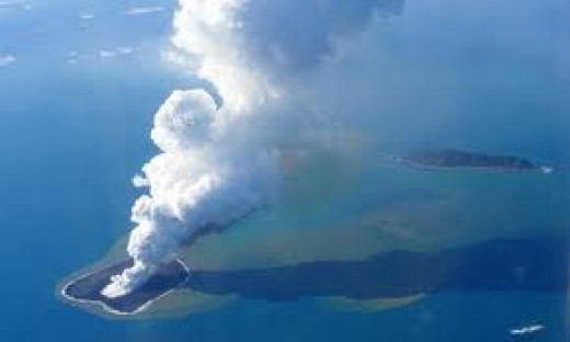 Continuing eruptions in the Ring of Fire show that this area of the world is seismically active.