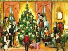 The magic of an old-fashioned Christmas