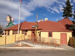 A Visit to The Navajo Hogan, a Historic Landmark Restaurant in Colorado Springs