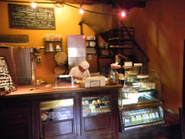 A very welcoming atmosphere giving you a very restful breakfast experience in Cusco