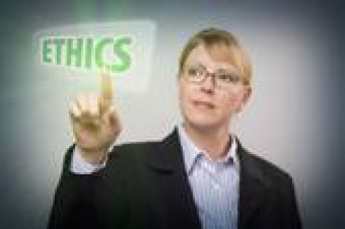 Leadership ethics is guided by one's personal ethical code.