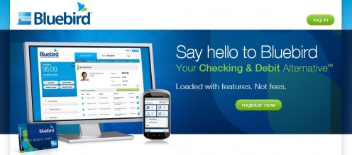 Bluebird is a new checking and debit alternative by American Express and Walmart.