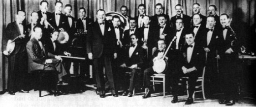 Paul Whiteman with his Orchestra