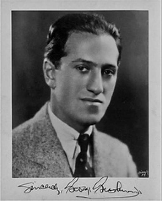 The great George Gershwin