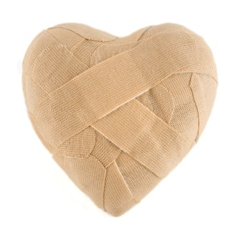 Mending a broken heart takes time but it is always possible.