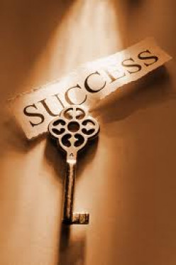 Five Secret Keys to Being Successful in Life