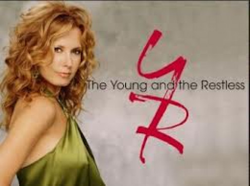 The Young and The Restless is one of the most popular soap operas in history. It's an hour long and it features people in their daily lives at work and in private. She looks like she might be up to something already.