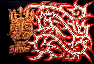 Batik Batak Gorga