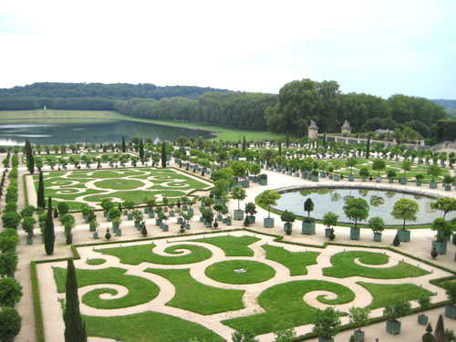 Gardens of Versailles, Paris