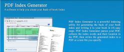 PDF Index Generator Review