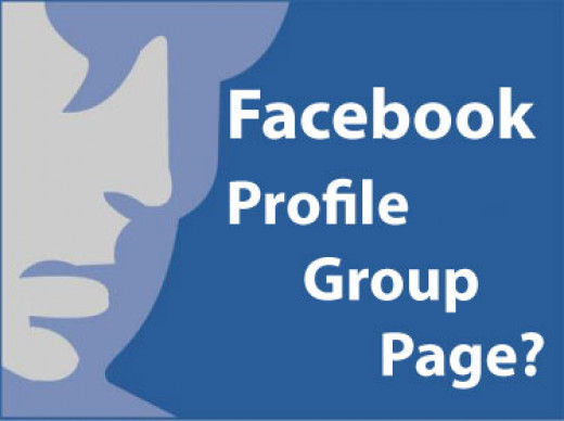 Difference between Facebook groups and pages